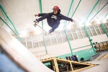 Katya: Top Female Skateboarder