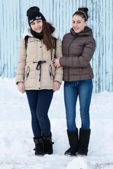 Ossetian Sisters in Khabarovsk