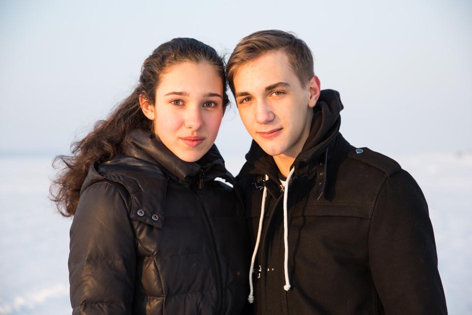 Ksenia & Danil: Samara Starbuck's Lovers