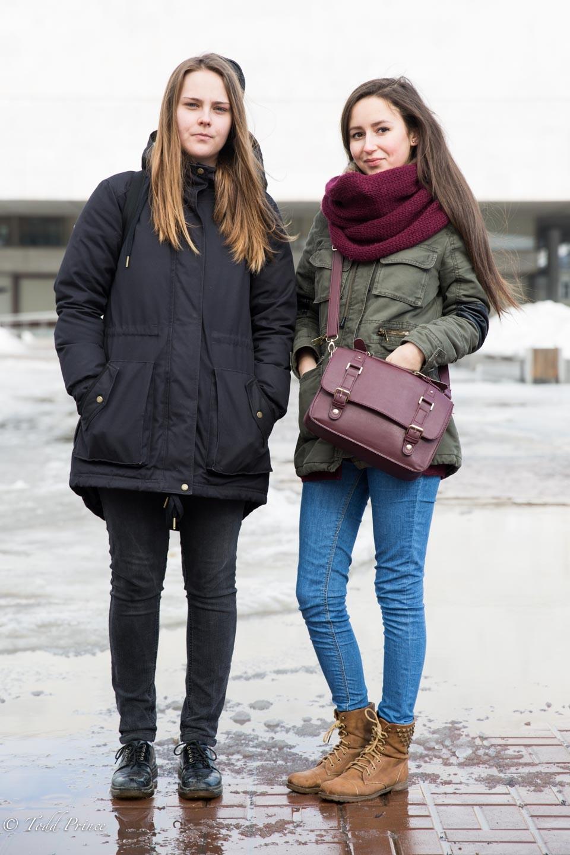 Ksenia & Alexandra: Ulyanovsk Acoustic Duo