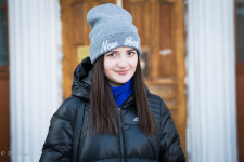 Natasha studies public service in Khabarovsk.