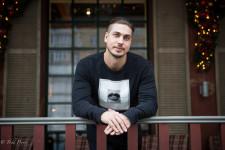 Anton runs the kitchen at Rostov restaurants.