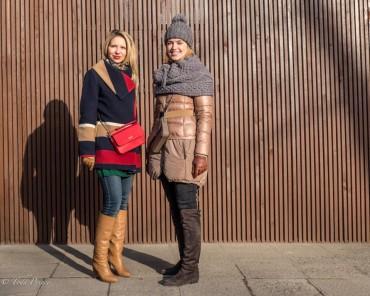 Miroslava & Dasha: Cousins in Rostov