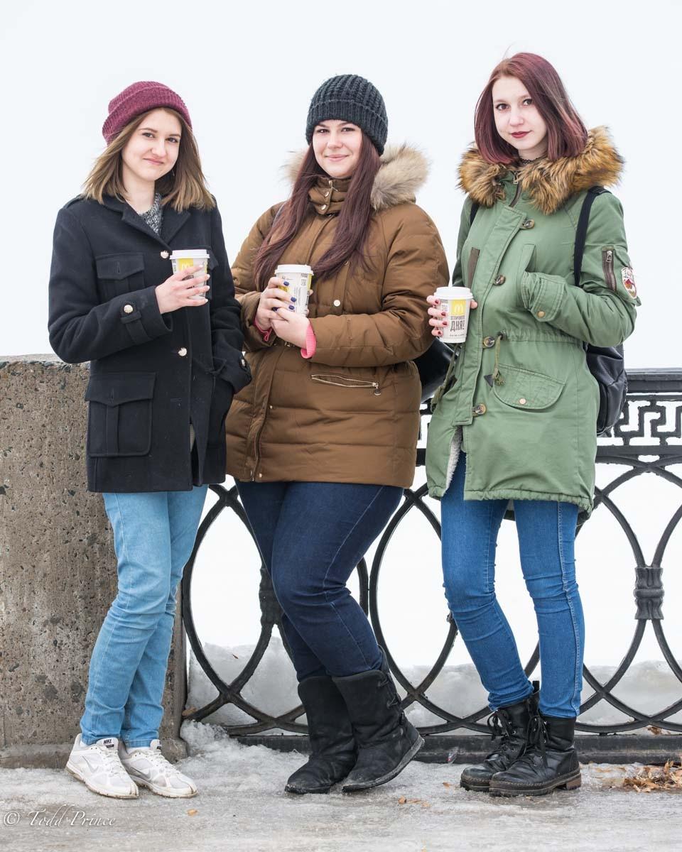 Samara Art Students