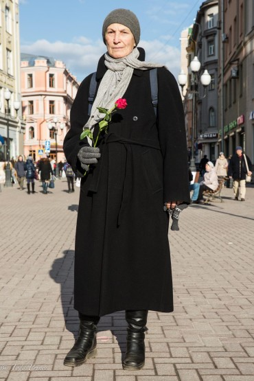 Svetlana: Moscow Poet