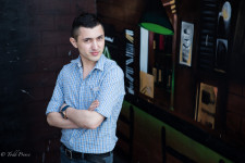 Vladimir has been working at the same bar in Khabarovsk for nearly 15 years.