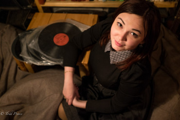 Zoya: Khabarovsk Graduate Student