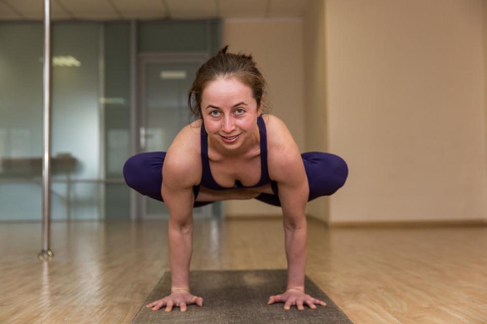 Anastasia: Mother & Yoga Instructor