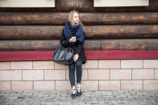 Arina is a popular Instagram blogger from Angarsk in Eastern Siberia.