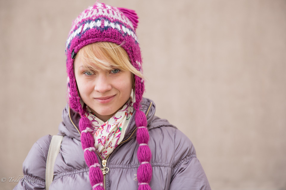 Yulia: Translator and Musician