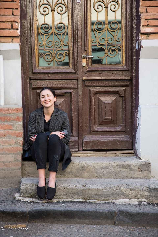 Olya: Tbilisi Medical Student