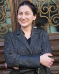 Olya comes from a family of medical professionals.