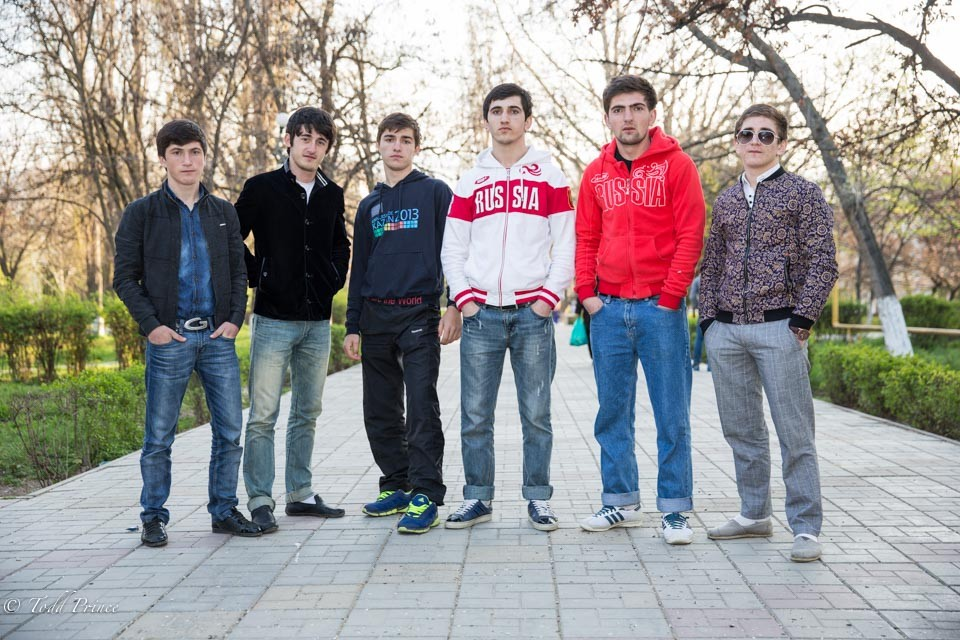 Dagestani Youth