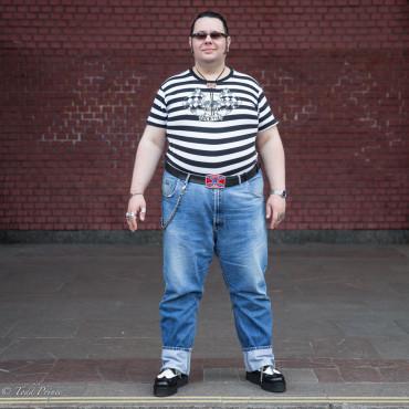 Alexei: Audio Expert, Rockabilly Fan