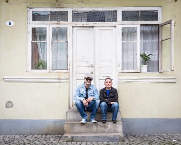 Irakly & Raul: Batumi Wood Craftsmen