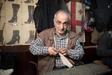 Roco: Batumi Shoe Repairman