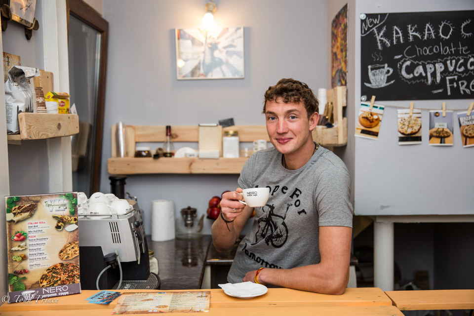 Stas: Businessman from Kharkov