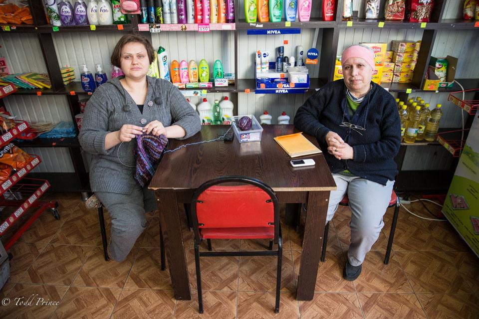 Marina: Batumi Convenience Store Owner