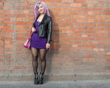 Maria: Street Musician in Europe