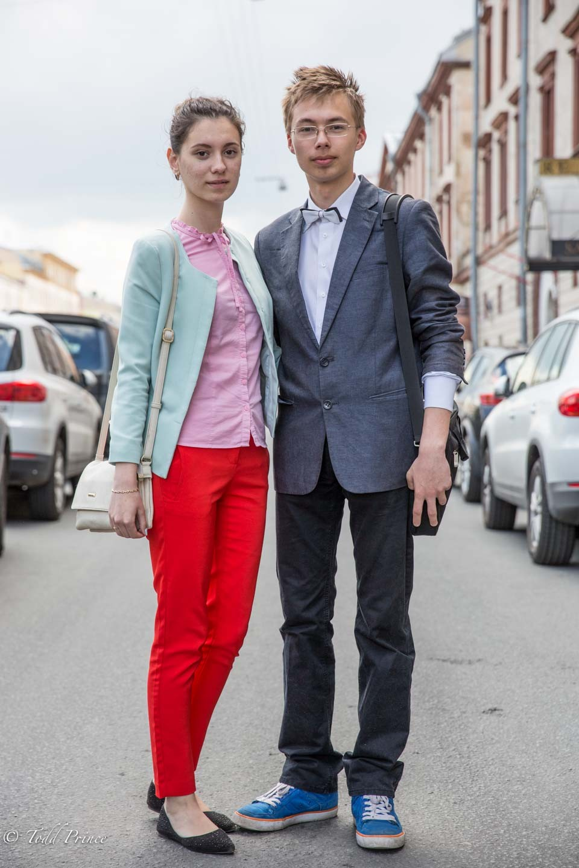 Andrei & Katya: University Music Students