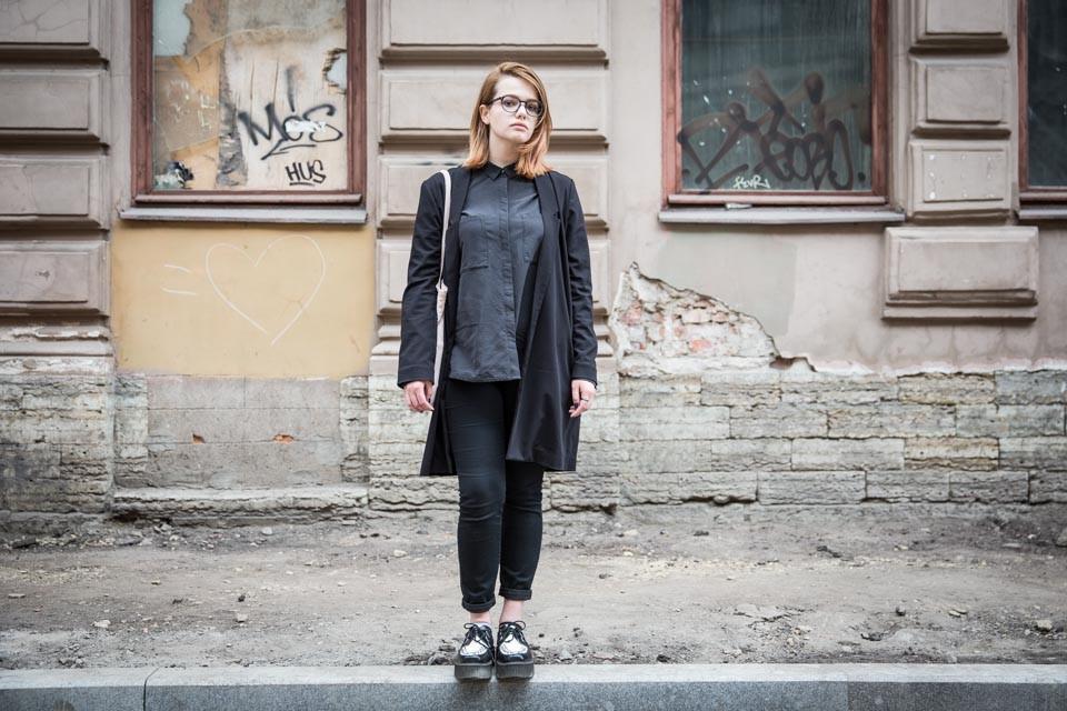 Polina: St. Petersburg High School Graduate