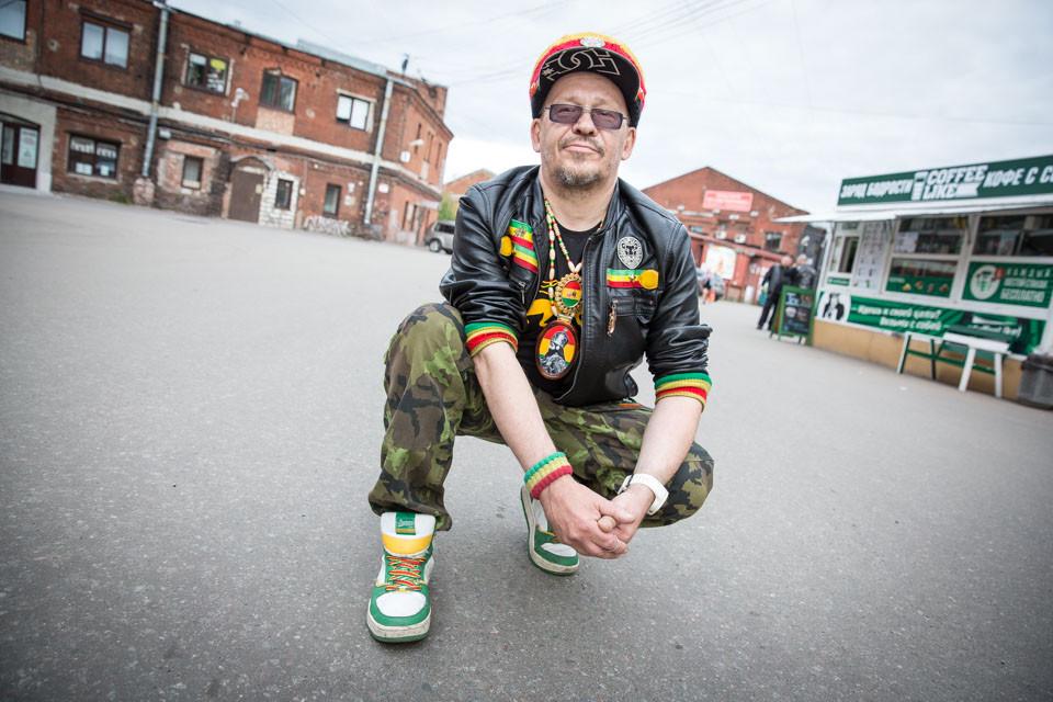 Andrei: Reggae Musician, Grandfather
