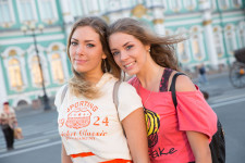 Yulia and Masha are 21 year-old twins from Murmansk.
