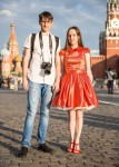 Ivan and Nadezhda are from Surgut.