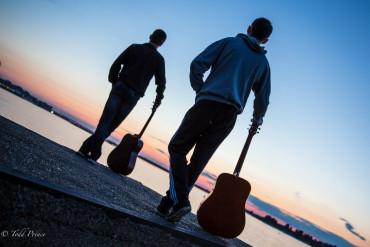Yura & Sergei: Nizhny Guitarists
