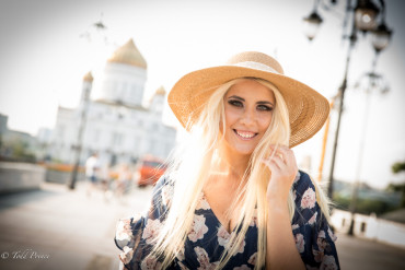 Dasha: Economics Student from Tver