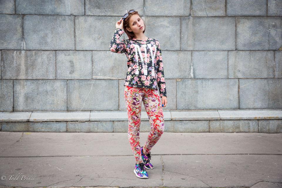 Ksenia: Colorful, Future Designer