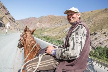 Kyrgyz Shepherd