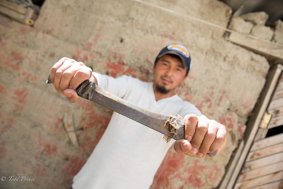 Norbek: Kyrgyz Yurt Maker