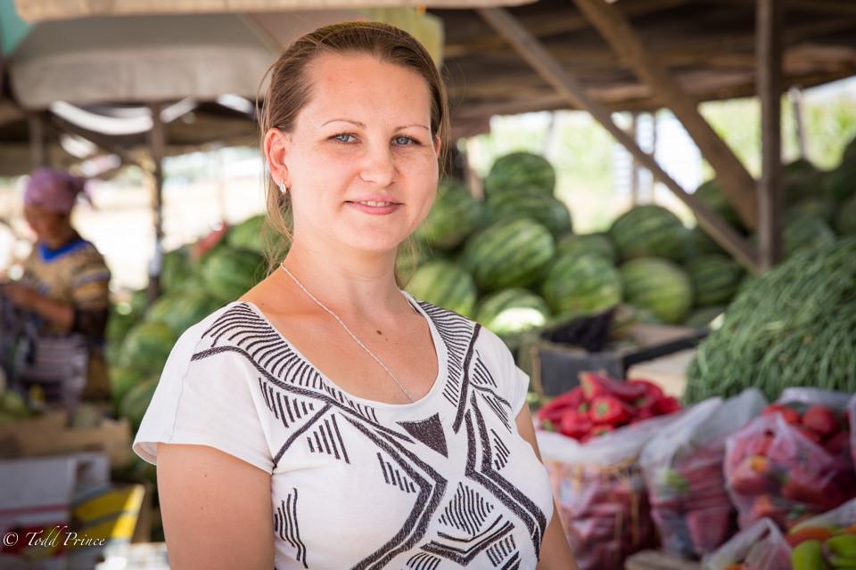 Natasha: Russian Teacher in Bishkek