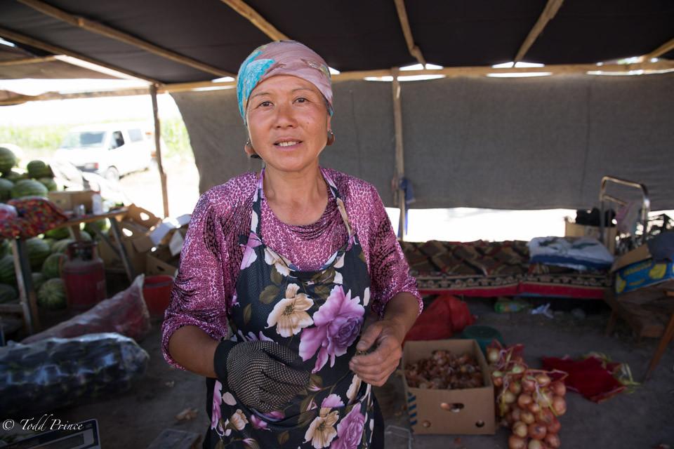 Dungan Fruit Seller