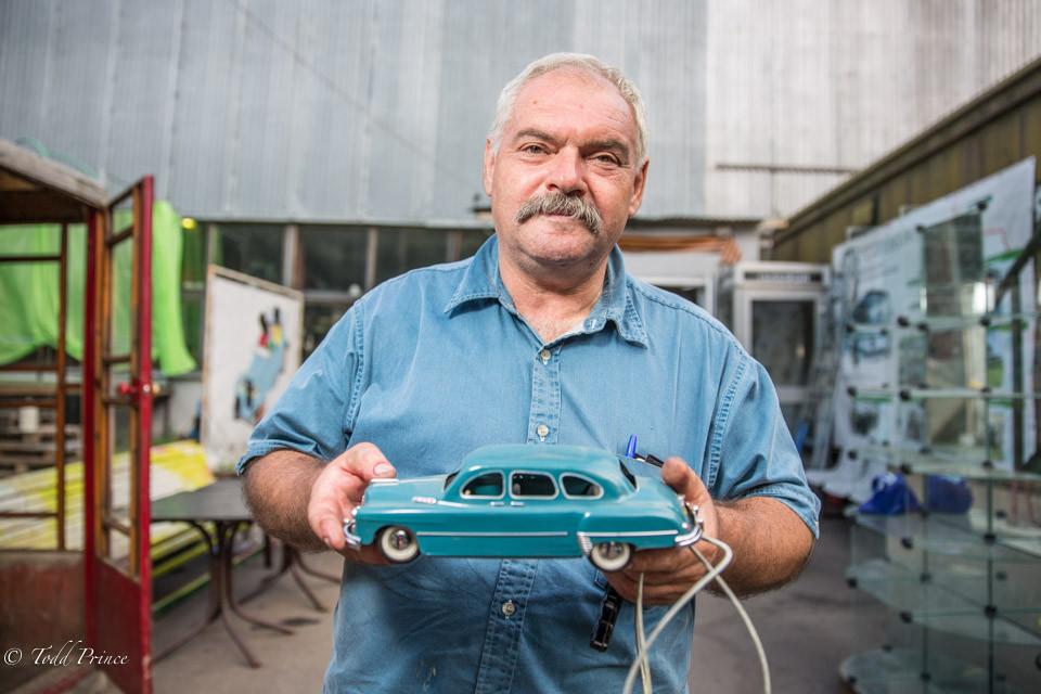 Lev: Ex-Auto Engineer