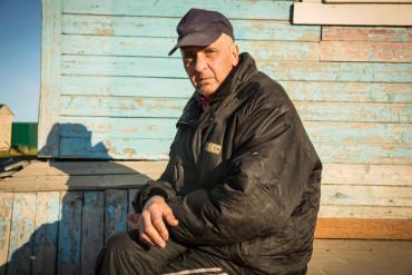 Solovetsky Island Retiree
