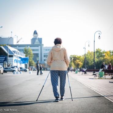 Arkhangelsk Retiree