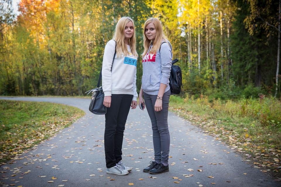 Nastya & Vika: Russian Twins