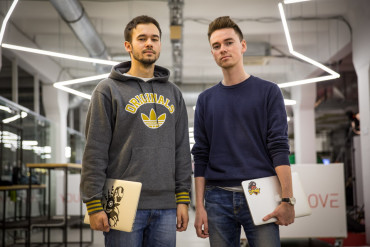 Bulat & Oscar: IT Startup