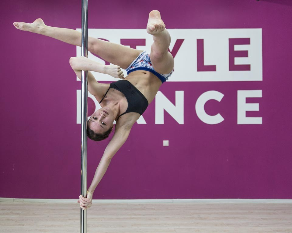 Ksenia: IT Specialist, Pole Dancer