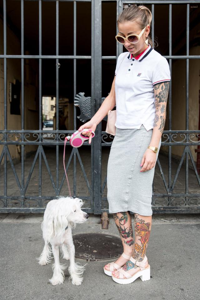 Olga: Tattoo Master
