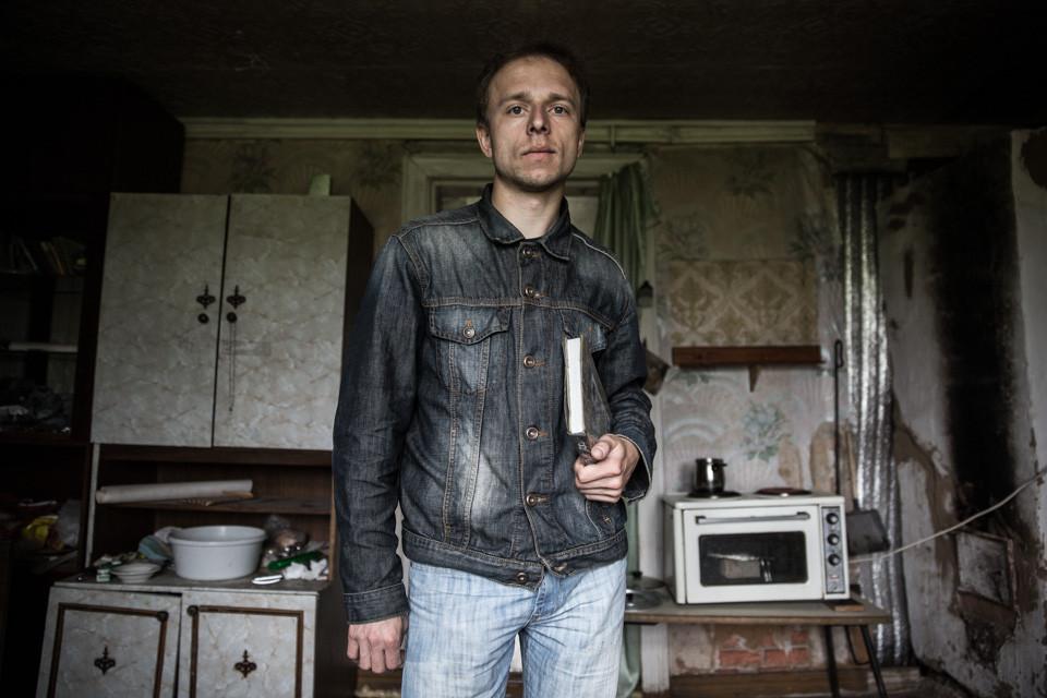Sergey: Russia Village School Teacher