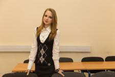 Anna: Economics Student from Smolensk