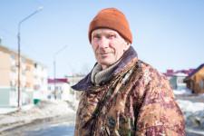 Yuri has lived nearly 60 years on Sakhalin