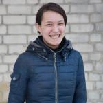Irina grew up in a small village outside Chita.