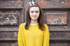 Adelina lived 6 months in Sochi before moving to St. Petersburg.