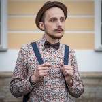 Vasily is a history teacher in St. Petersburg.