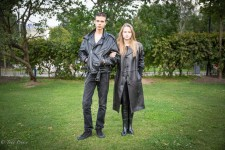 Timofei and Anna like Rock and Punk.