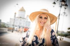 Dasha is studying economics in Moscow.